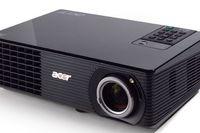 Projektory DLP Acer X1260 i X1160