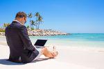 Z własną firmą trudno się rozstać w wakacje