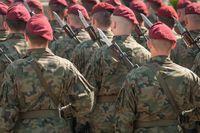 Rosną wydatki na wojsko