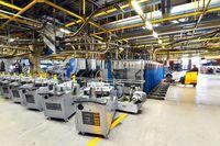 GUS: produkcja przemysłowa w II 2020 na dużym plusie. Wzrost o prawie 5%