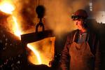Przemysł wychodzi z dołka. Budownictwo nadal w nim tkwi