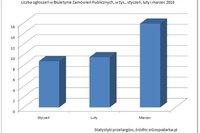 Przetargi - raport III 2010