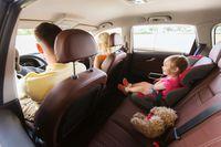 5 rad na przewożenie dzieci w samochodzie