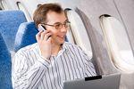 Urzadzenia mobilne podczas lotu: mniej obostrzeń