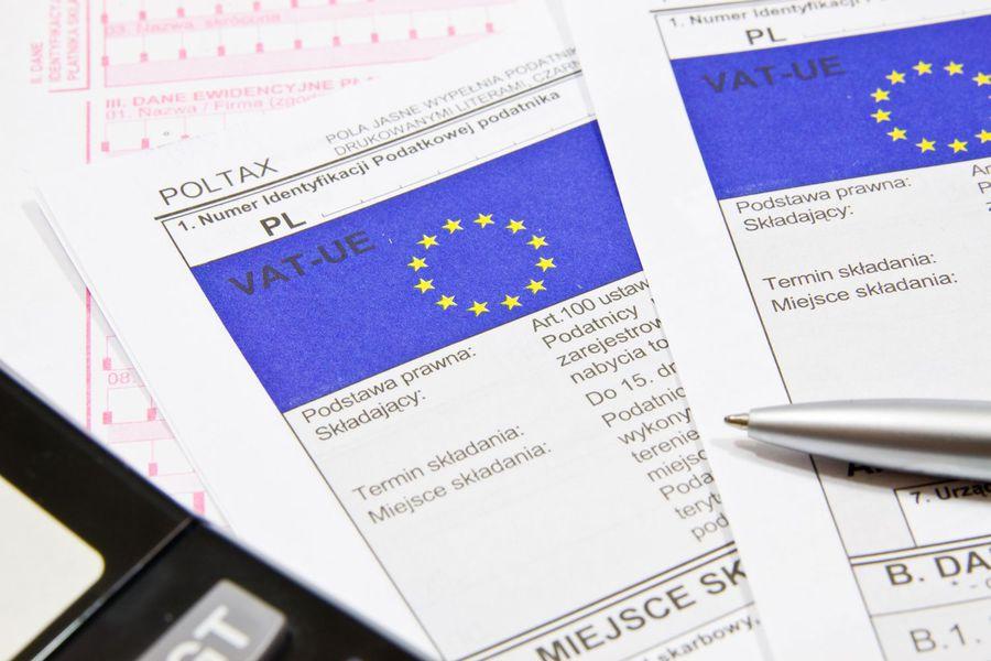 Wewnątrzwspólnotowe świadczenie Usług W Podatku Vat Egospodarkapl