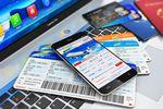 Rezerwacja biletów lotniczych: mobilnie wybieramy Amsterdam