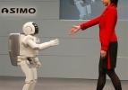 Robot ambasadorem