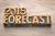 Prognozy na 2018 rok: dobrze w gospodarce, niepewnie na rynkach