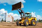 Odwrotne obciążenie na transport maszyn budowlanych