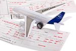 Zakup biletu lotniczego bez importu usług w podatku VAT