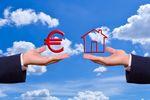 Rata kredytu w euro spadła o jedną czwartą