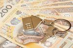 Rata kredytu w złotych coraz niższa