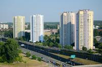 Osiedle w Katowicach