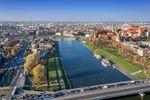 Biurowy Kraków króluje w regionach