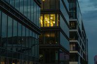 Rynek biurowy w Warszawie jeszcze przyspiesza
