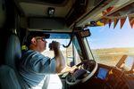 Kim jest polski kierowca ciężarówki?