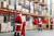 Nadchodzi Boże Narodzenie, rynek pracy zalewają oferty