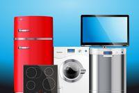 Sprzęt AGD: w sieci zwyciężają lodówki i pralki