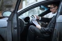Korekta składek na ubezpieczenie samochodu