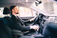 Samochód służbowy na kontrakcie menadżerskim