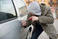 Kradzież auta