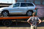 Transport aut: samochody z Niemiec ciągle topie