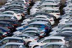 Mniejsza sprzedaż samochodów w I kwartale