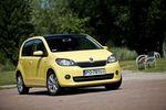 Segment A: liderem wartości rezydualnej Škoda Citigo