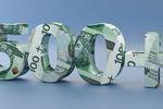 Świadczenie 500 plus nie podnosi zdolności kredytowej