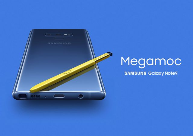 Smartfon Galaxy Note9