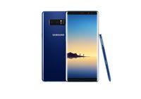Samsung Galaxy Note8 z rysikiem