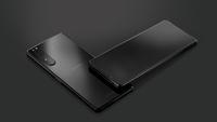 Sony Xperia 1 II - przód i tył