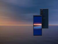 Sony Xperia 5 - niebieski