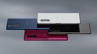 Sony Xperia 5 - rodzina