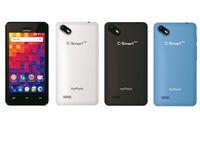 myPhone C-Smart Pix - kolory
