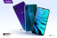 Smartfony Neffos X20 i X20 Pro na MWC 2019