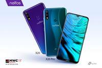 Smartfony Neffos X20 i X20 Pro