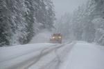Samochód zimą: chroń układ wydechowy przed śniegiem