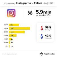 Użytkownicy Instagrama