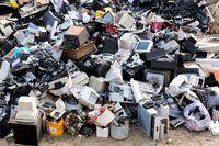 Gospodarka odpadami: zużyty sprzęt elektryczny lub elektroniczny