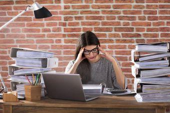 Jasna strona stresu w pracy