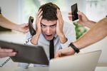 Są sposoby na stres w pracy
