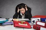 Stres w pracy: mamy 2. miejsce w Europie