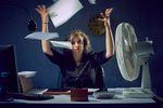 Stres w pracy: najczęstsze powody
