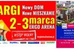 13. trójmiejska edycja Targów Mieszkaniowych Nowy DOM Nowe MIESZKANIE
