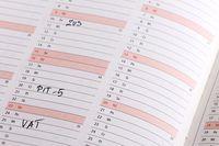 Kalendarz (podatkowy) przedsiębiorcy pęka w szwach