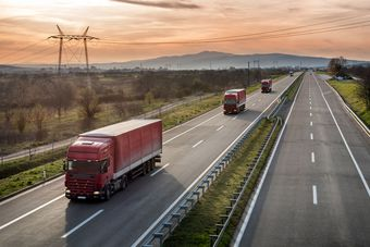 Zatory płatnicze blokują polski transport