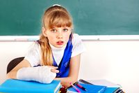 Ubezpieczenie szkolne często przydatne