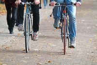 Rowerzyści - przezorni i nieubezpieczeni