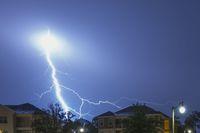 Letnie burze - jak chronić budynki?